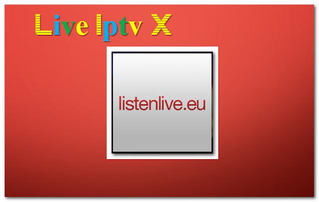 ListenLiveEU music addon