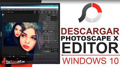 editor de imagenes, descargar photoscape x