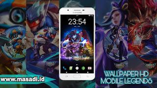 Download Wallpaper Mobile Legends HD