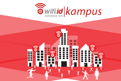 Akun WIFI ID Gratis Terbaru 2019 100% WORK