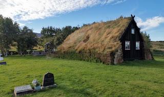 Iglesia Vídimýrarkirkja, Islandia, Iceland.