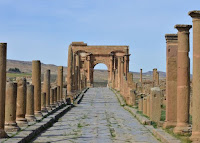 Roman ruins, Algeria - Photo by Jamil Kabar on Unsplash