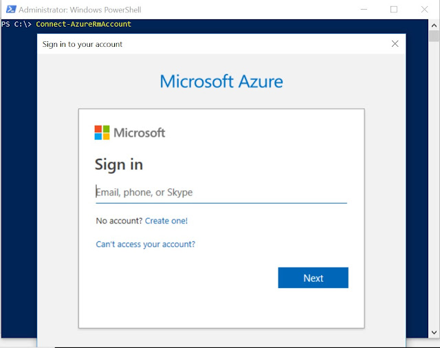 Connect with Azure