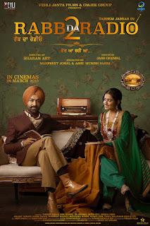Rabb Da Radio 2 2019 Punjabi 720p WEBRip