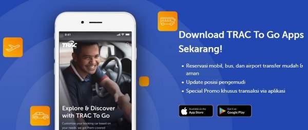 Sewa Mobil Mewah Jakarta Kian Mudah dengan TRAC To Go