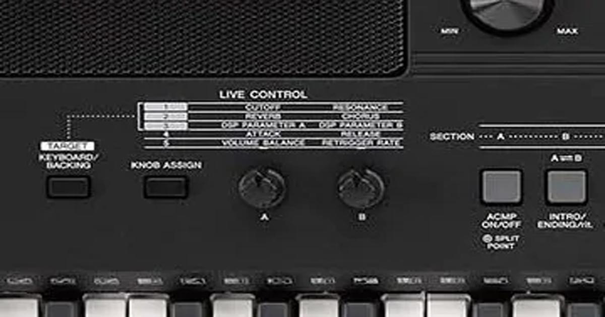 Đàn Organ Yamaha PSR-E463 là lựa chọn tuyệt vời cho nhu cầu mua đàn