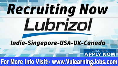 Lubrizol Eastman Chemical Company Career & Jobs 2019 in Asia & Europe