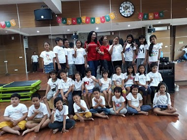 Program Santy Sastra Public Speaking : Kids Talk Edisi Desember 2019