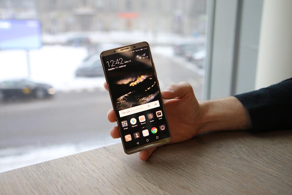 Aplikasi Huawei pengganti Android Google