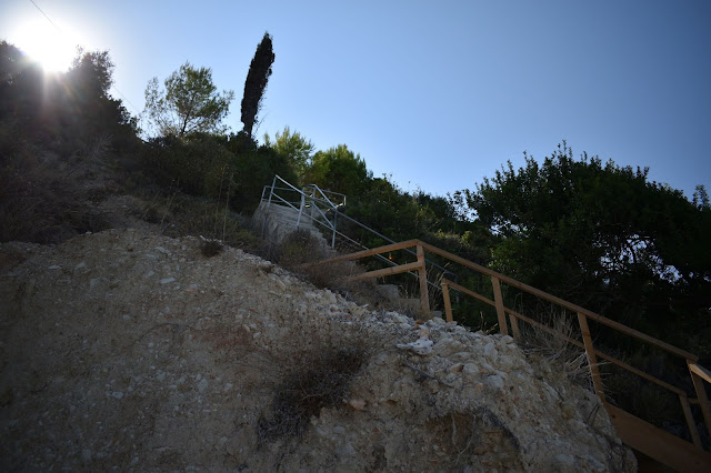 Zakynthos little xigia beach