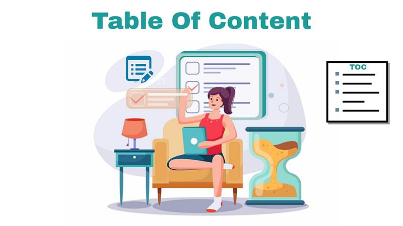Cara Membuat (TOC) Table Of Content Otomatis