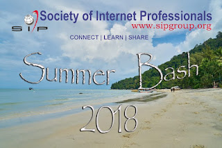 Society of Internet Professionals Volunteer Appreciation Celebration Summer Bash