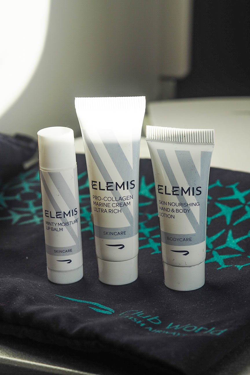 Elemis travel size products