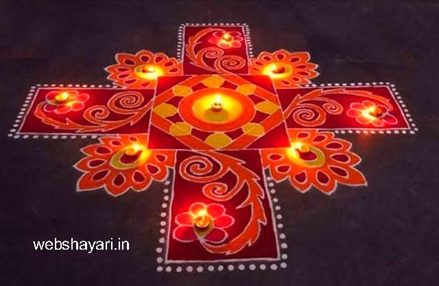 इमेज , दिवाली रंगोली फोटो                                   Diwali Rangoli Images- दिवाली रंगोली डिजाइन इमेज