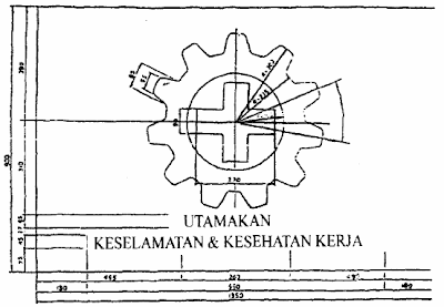 Ketentuan (syarat-syarat) Bendera K3 (Keselamatan dan Kesehatan Kerja)