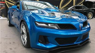 Nouveau 2020 Pontiac Firebird Trans Am Date de sortie, Revue