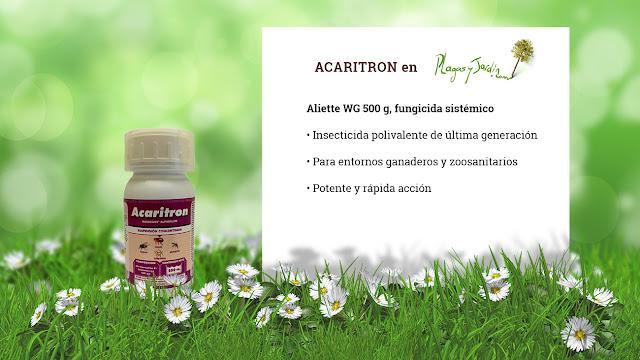 insecticida acaritron