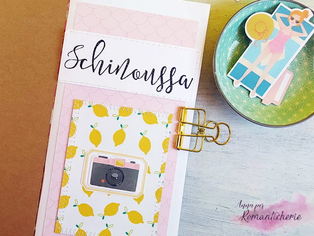 Traveler's Notebook Process Video | Love & Memories