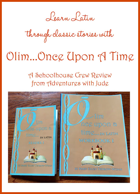 learn latin through Olim Once Upon a Time from Laurelwood Books