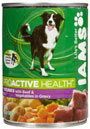 Picture of Iams ProActive Health Adult Chunks with Beef and Vegetables In Gravy Canned Dog Food