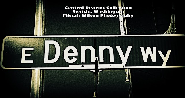 Denny Way, Seattle, Washington by Mistah Wilson