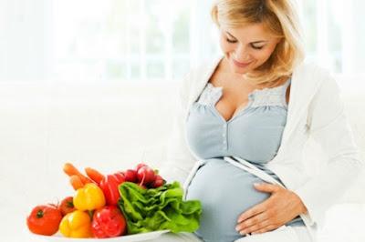 jangan biar perut kosong semasa mengandung