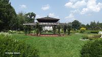 Large gazebo, Elizabeth Park - West Hartford, CT