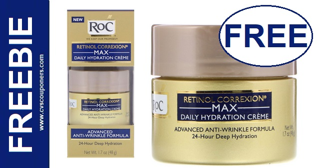 FREE RoC Retinol Creme at CVS 7-5-7-11