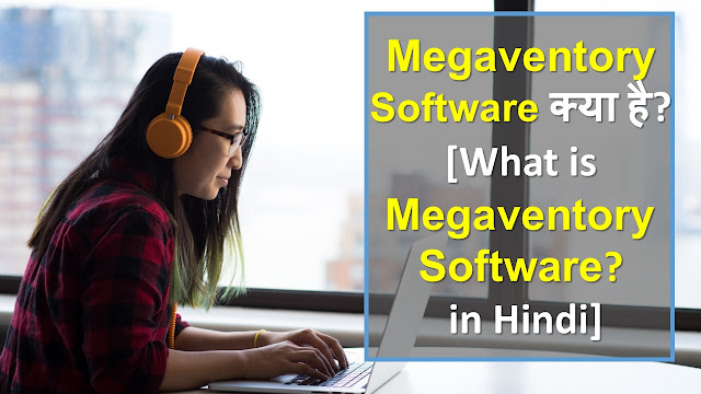 what is Megaventory Software? in Hindi