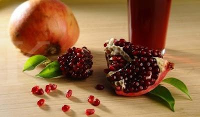 manfaat delima untuk kesehatan badan Anda