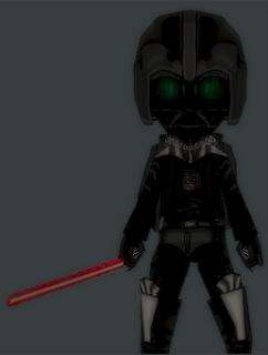 Darth Vader Starwars Skin AOTTG