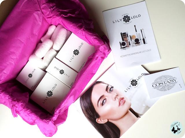 Kosmetyki mineralne Lily Lolo