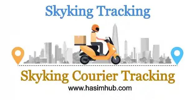 Skyking Courier Tracking - Skyking Tracking - Hasim Hub
