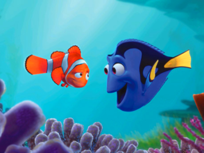 Findet Nemo Fische