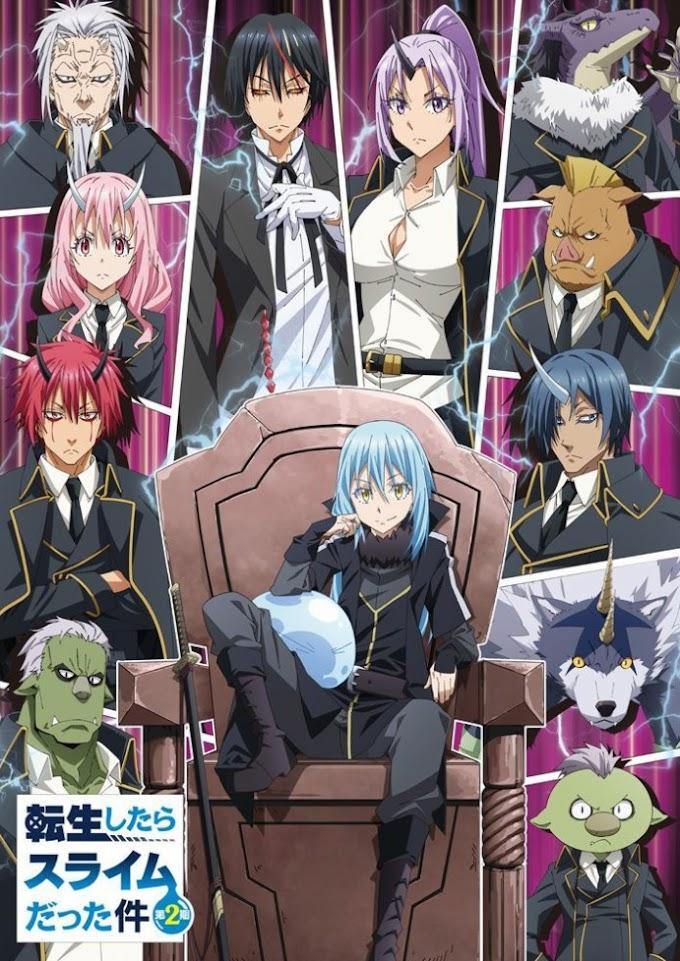 "Takuma Terashima - Reincarnate Lyrics ⌊TV Anime ""Tensei shitara Slime Datta Ken"" 2nd Season Part 2 ED⌉"