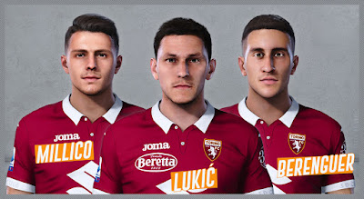 PES 2020 Facepack V5 by Jovic