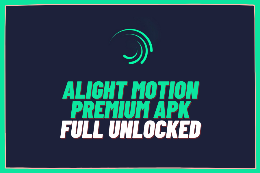 Alight Motion Pro – Video and Animation Editor v3.4.2 (Unlocked)