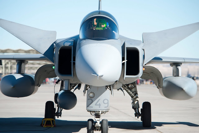 GRIPEN FOR BELGIUM: A POSSIBLE CANDIDATE