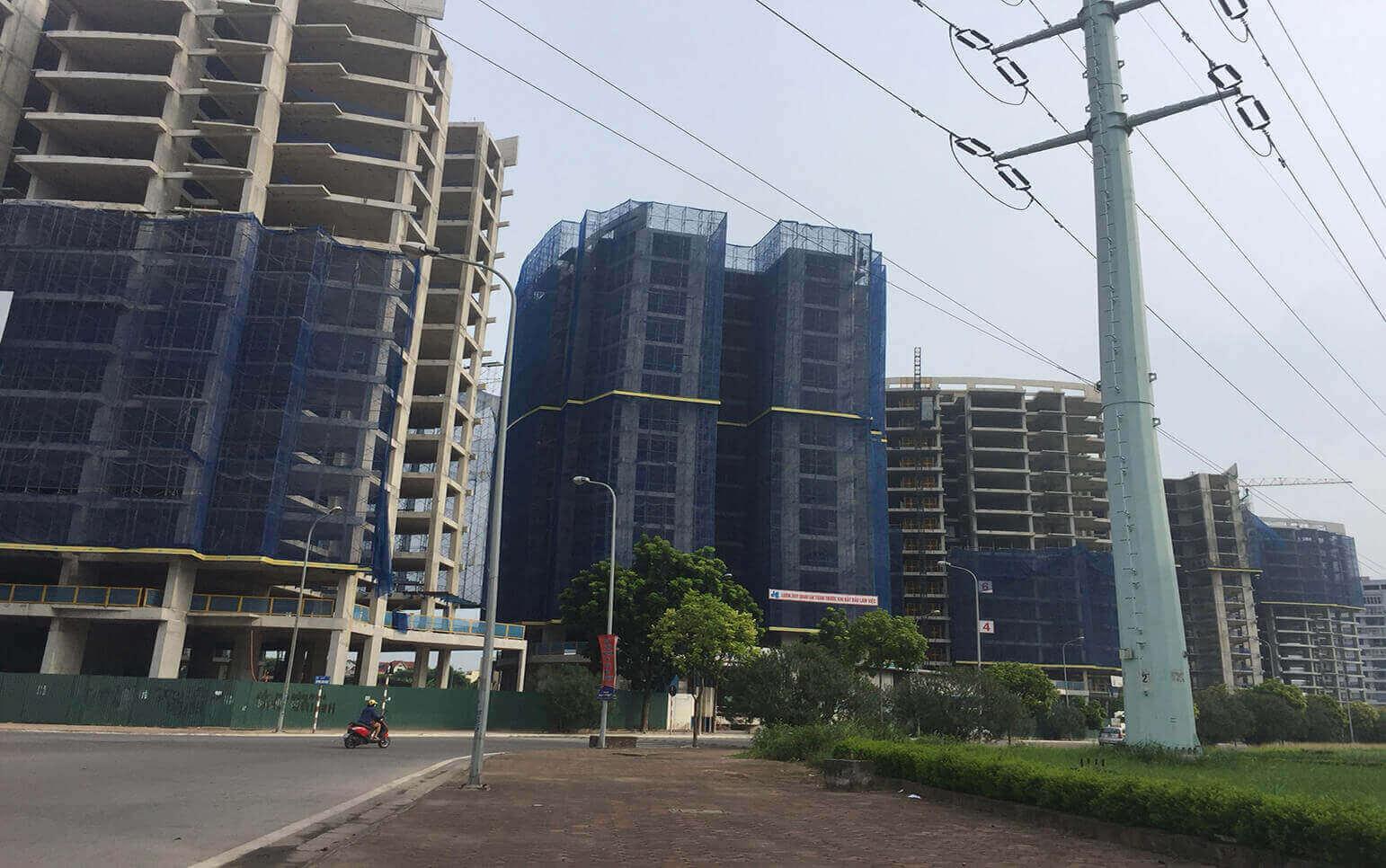 [Chính sách bán hàng mới nhất] chung cư Le Grand Jardin Sài Đồng !