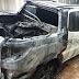 Em Feijó: Vândalos Voltam Atearem Fogo Em Veículos e em Postos de Saúde