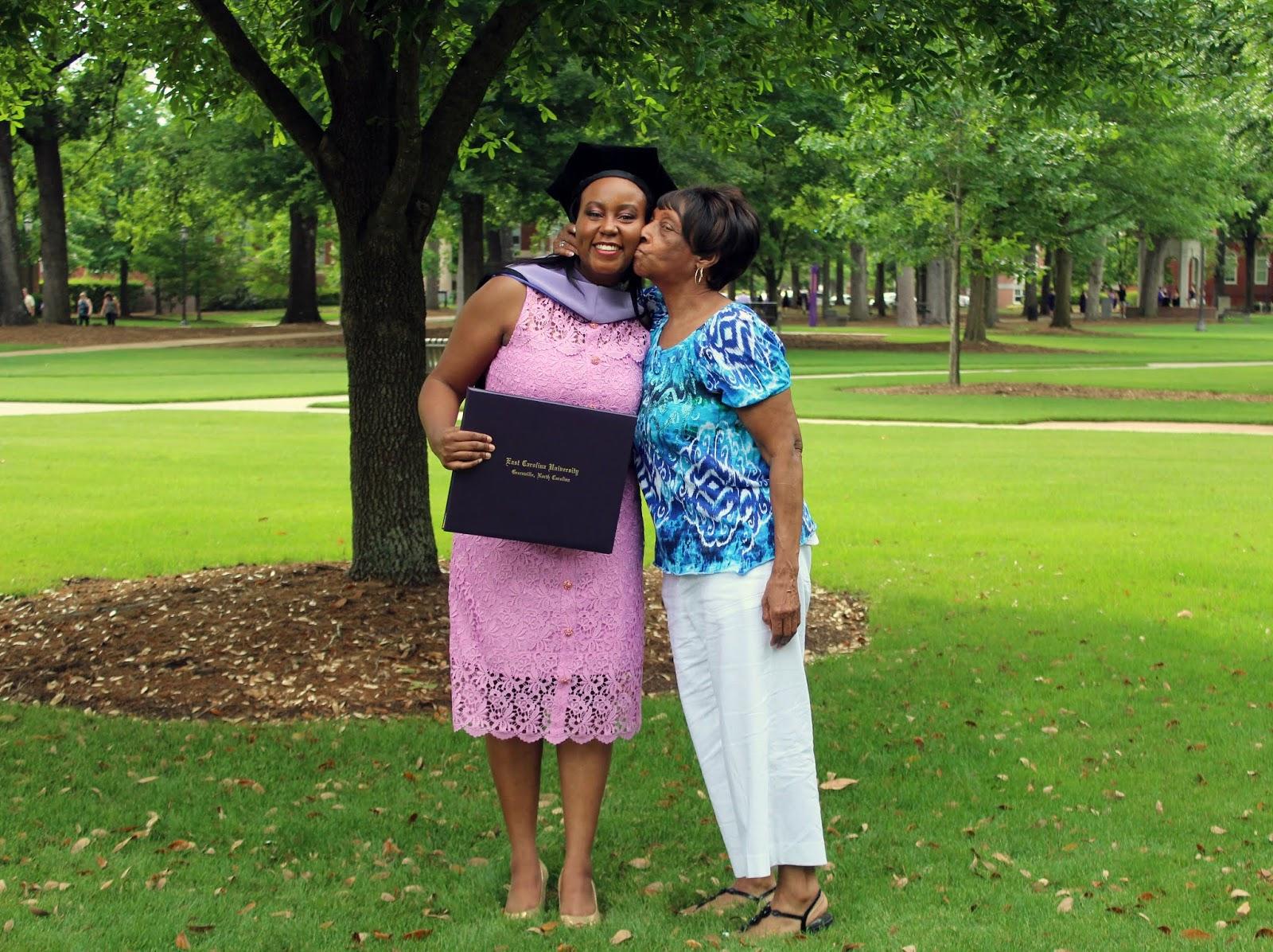 making restorations blog graduation day 15
