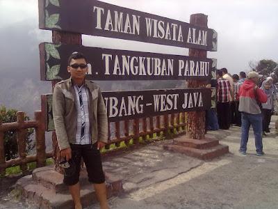 Foto di Tangkuban Parahu