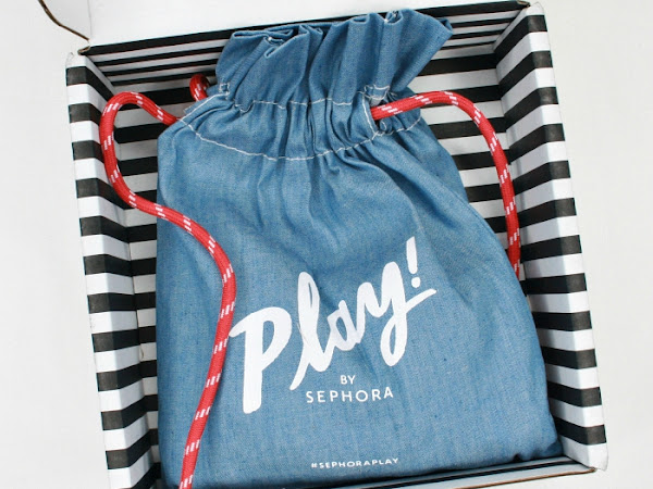 Unboxing: Sephora Play May 2018