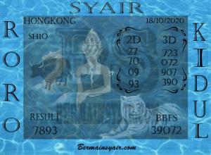 Kode syair Hongkong Minggu 18 Oktober 2020 320