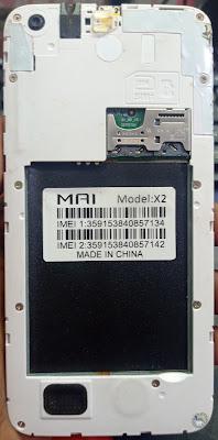 Mai X2 Flash File