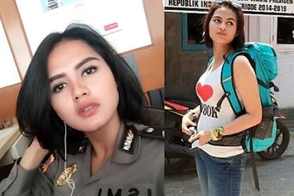 Polwan Cantik Seksi dari Indonesia yang Viral di Internet