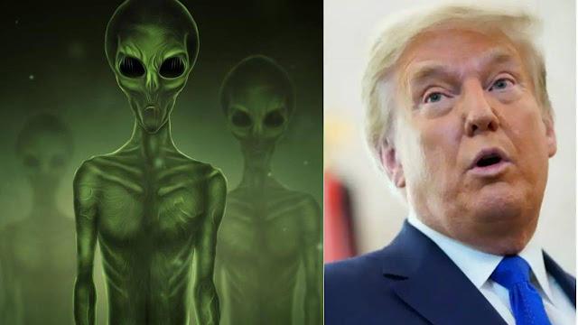 Aliens Exist On Mars