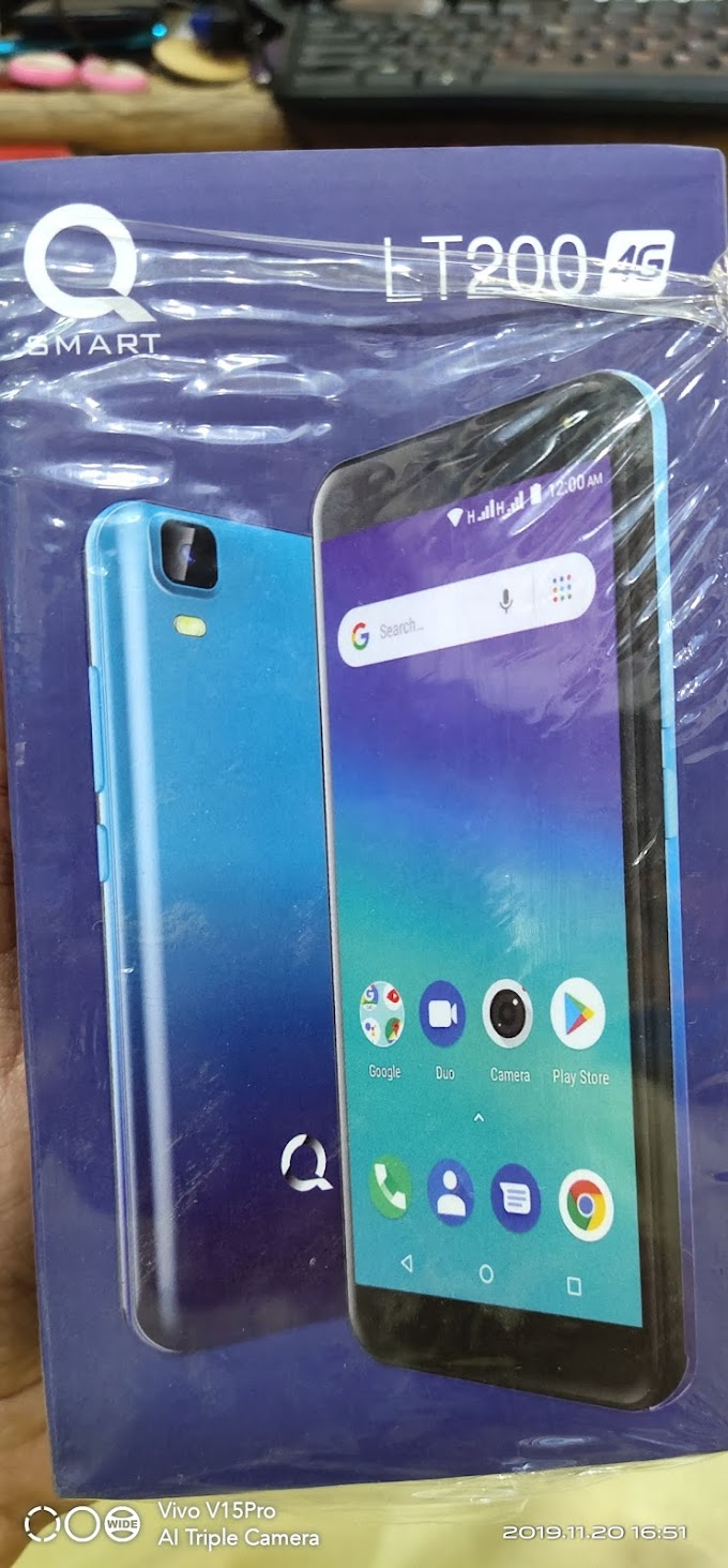 Q mobile LT200 2019 spd latest fimware free download