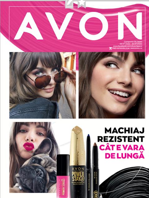 AVON Promotii + Catalog-Brosura