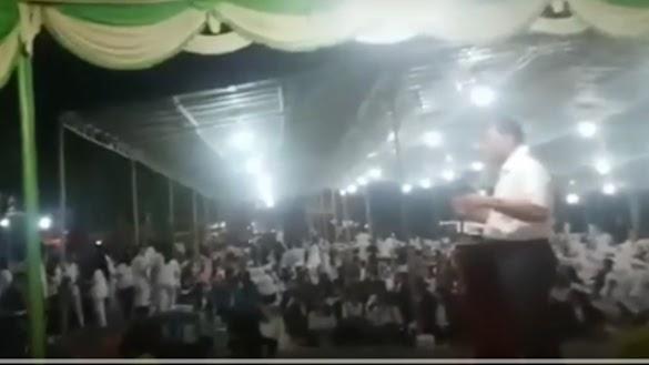 Viral! Gegara Muji Jokowi, Luhut Diusir Orang Kampungnya Sendiri saat Kuliah Umum di Medan